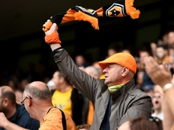 Wolves 1 Burnley 0 - Face in the crowd