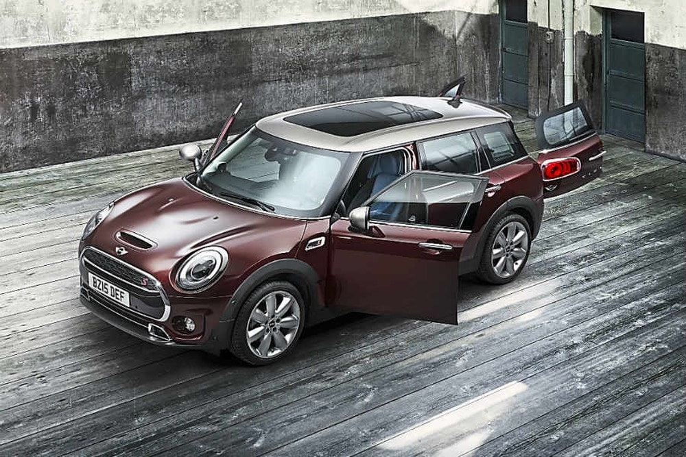 New Mini Clubman A Better Ride Than Ever Express Star