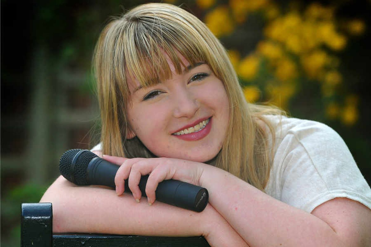 WATCH: 'Utterly sublime' singing Bloxwich teen becomes internet sensation