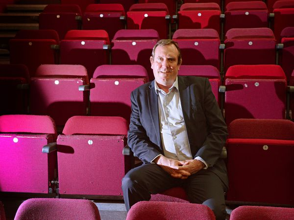 Prince of Wales theatre manager Richard Kay