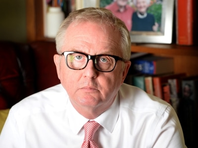 EXCLUSIVE: Ian Austin MP latest to quit 'broken' Labour Party