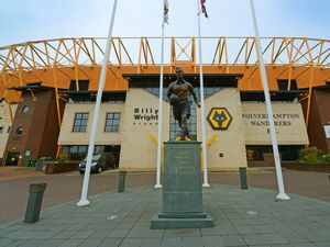 Wolves' Molineux ground