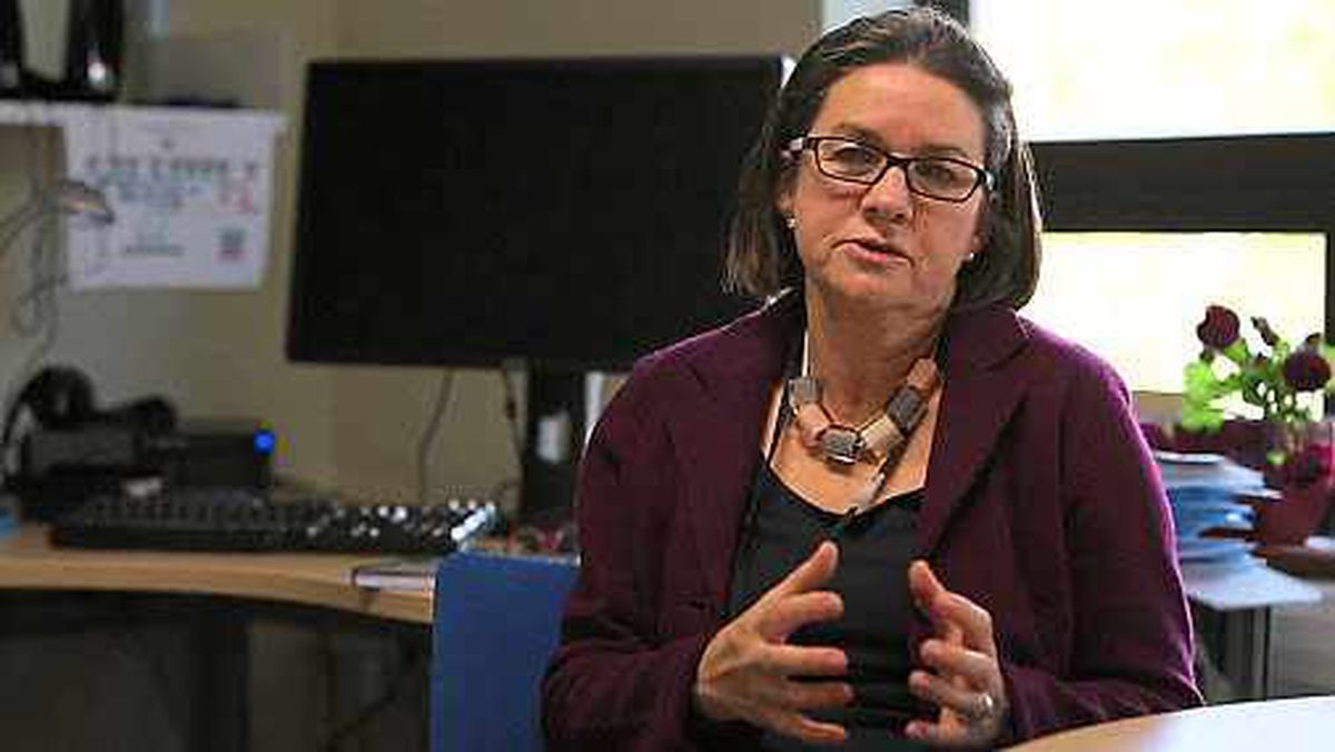 Game-changer: Professor Ann McNeill