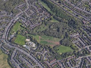 The attack happened on green space off Northway in Sedgley, pictured. Photo: Google