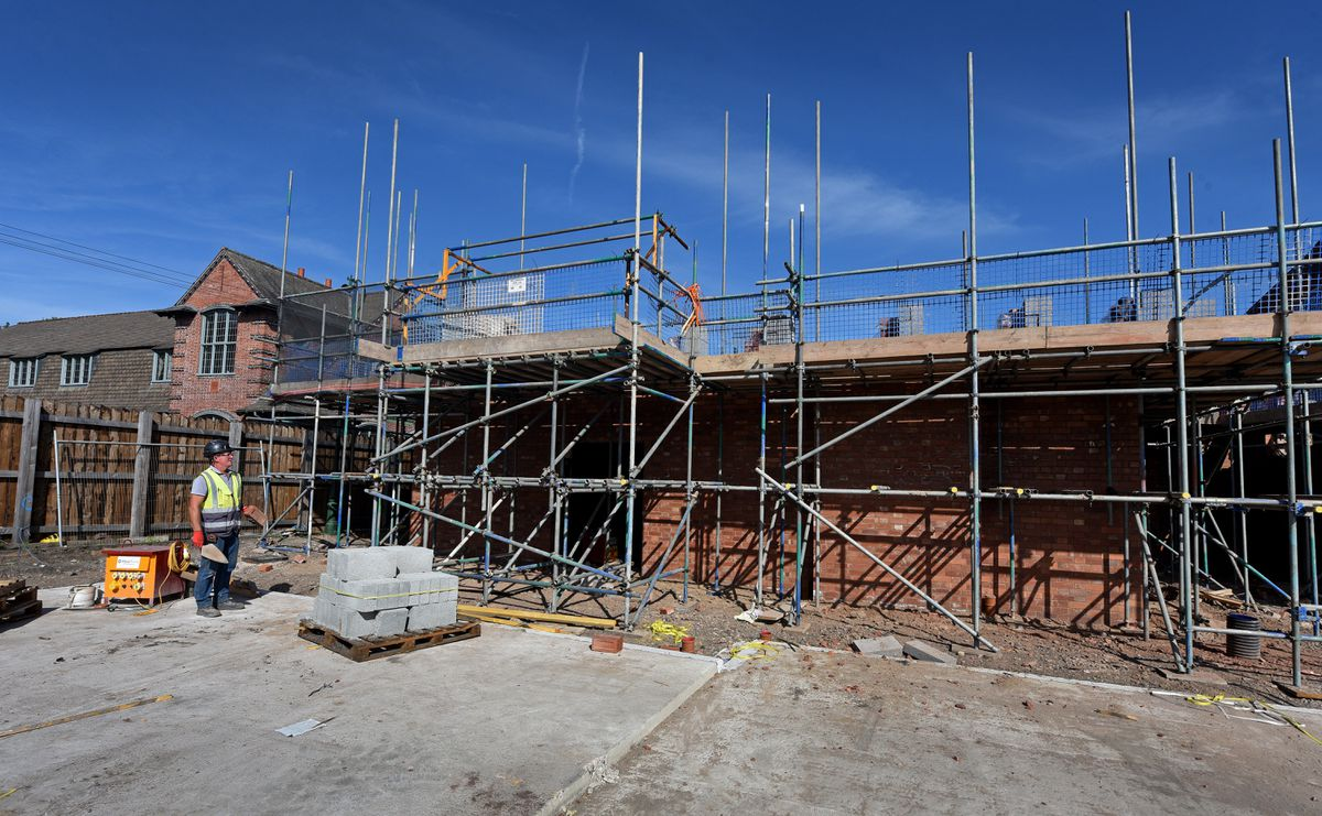 The pub will be the first building to open at the new exhibition