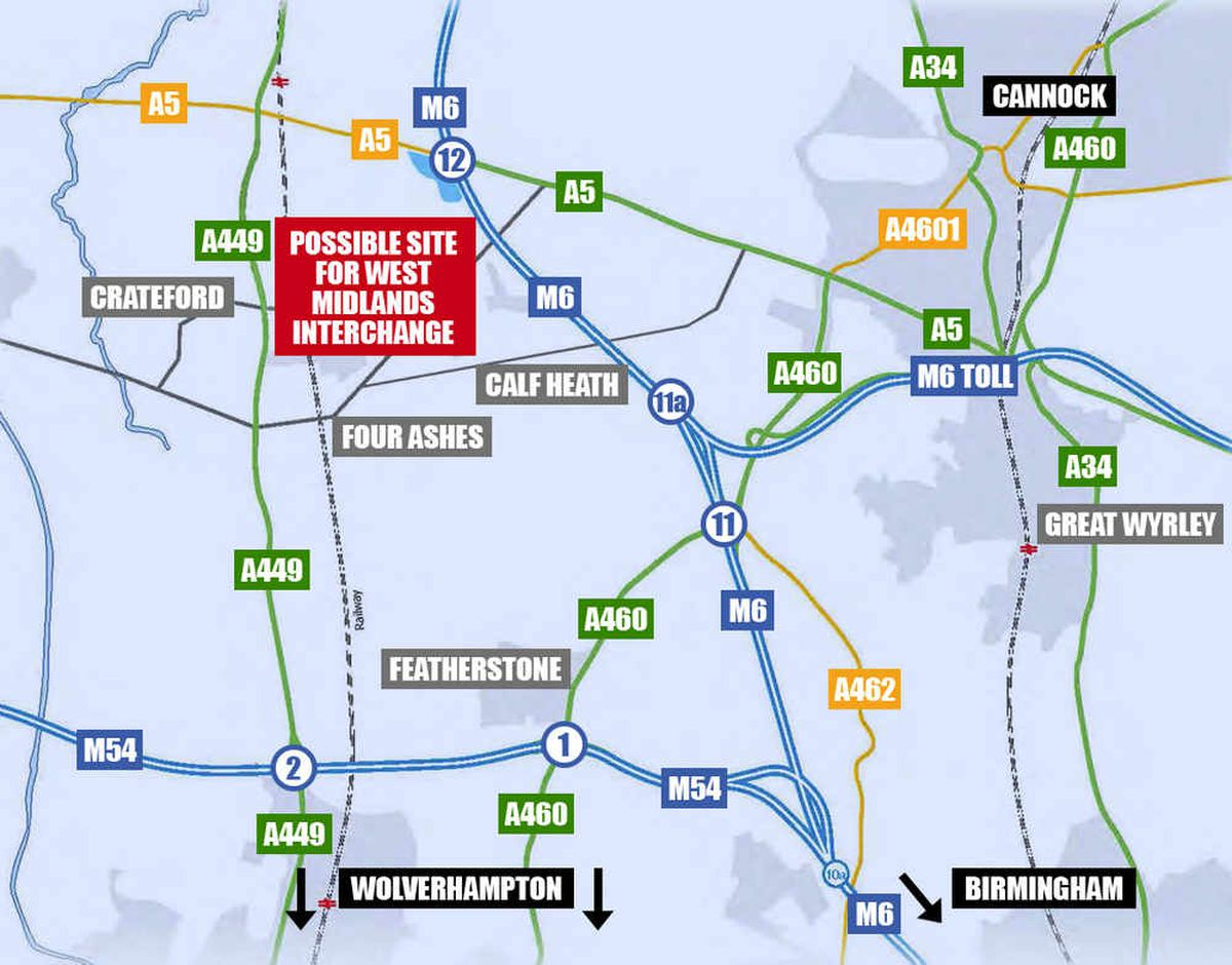 Vast West Midlands Interchange: A boost for the region or a grave concern?