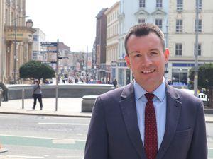 Stuart Anderson, Conservative MP for Wolverhampton South West, has set out a series of demands