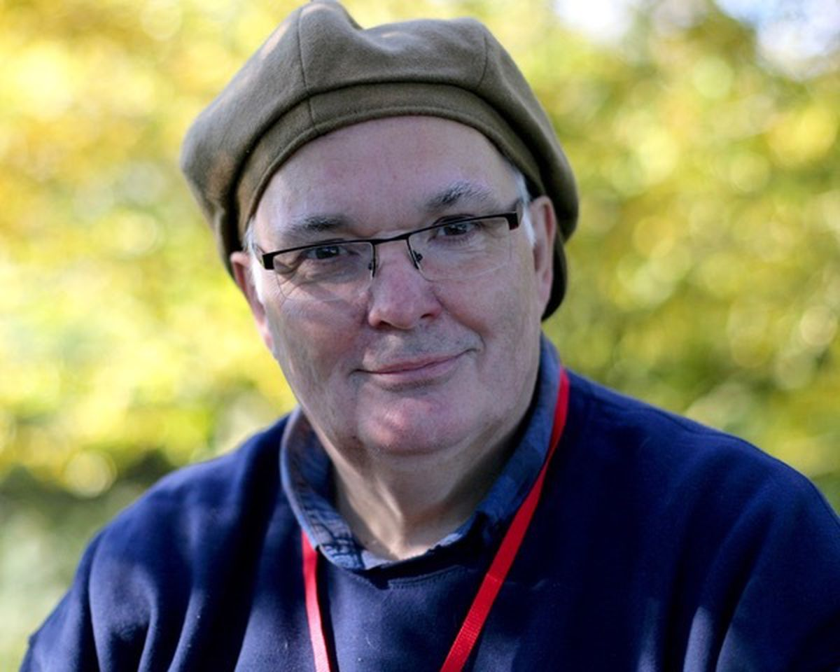 Former Wolverhampton schoolboy Mark Griffin has funded, produced, written and directed the new film