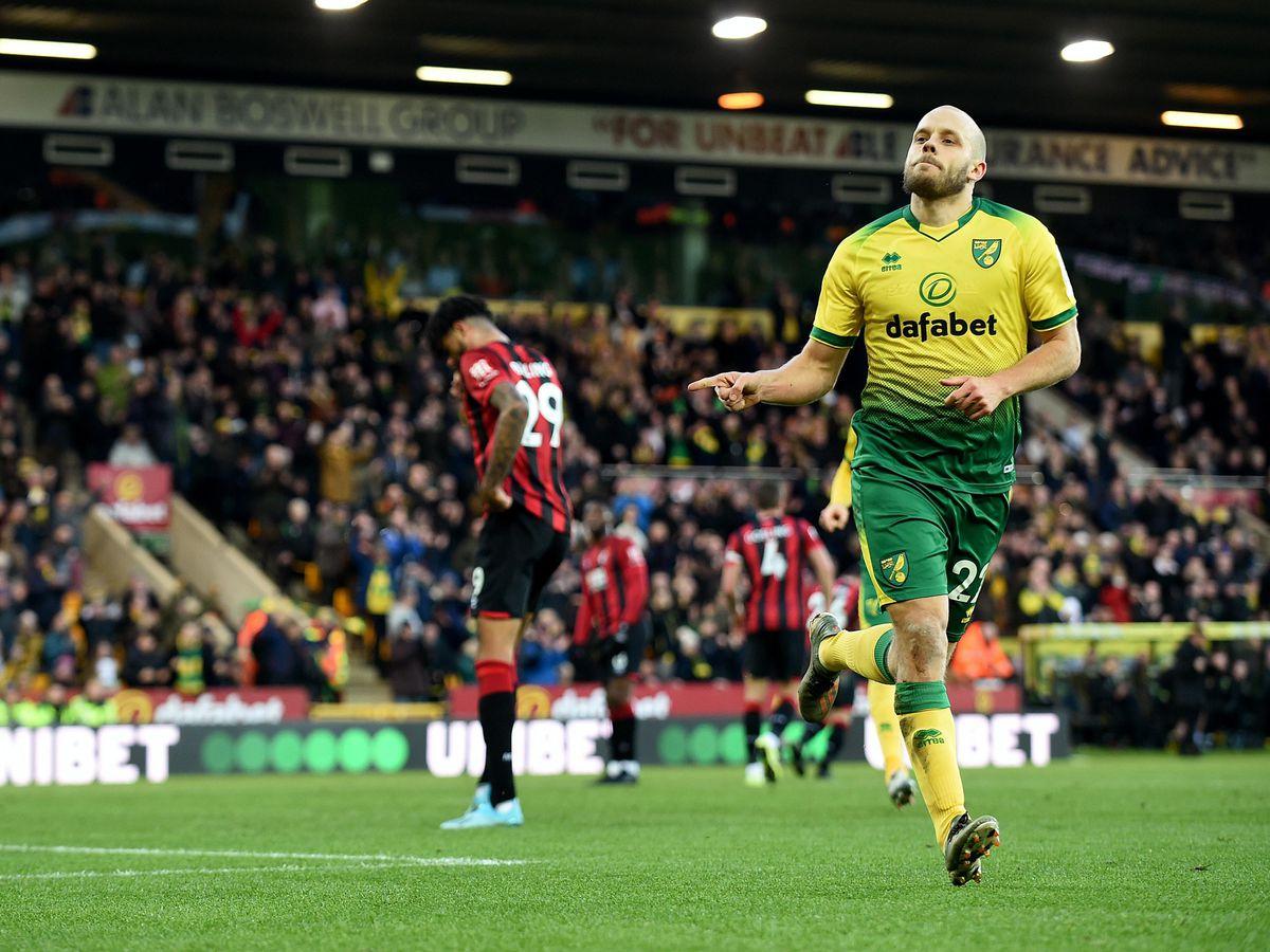 Norwich City v AFC Bournemouth – Premier League – Carrow Road