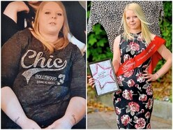"""I lost eight stone and won woman of year"""