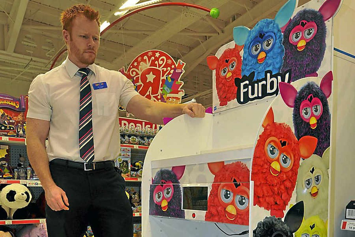 Hunt is on for Furbies as must-have Christmas gift flies off shelves