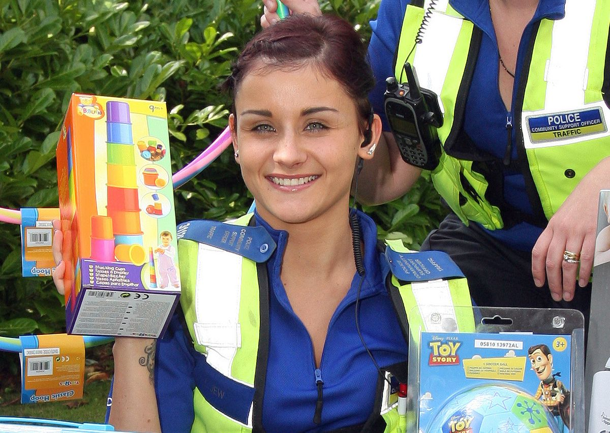 Laura Jew appeared in the Express & Star in 2010 after raising money to buy toys for a women's charity