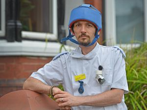 Dom Allan from Stourbridge who was severely injured in a hit-and-run car crash in May 2019, is hoping to finally get an operation to insert titanium in his head to replace the skull bone that has had to be removed