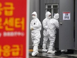 South Korean coronavirus cases leap as first US soldier infected