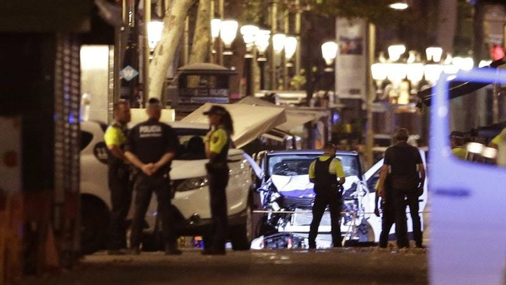 Suspected Driver in Barcelona Attack Killed by Police