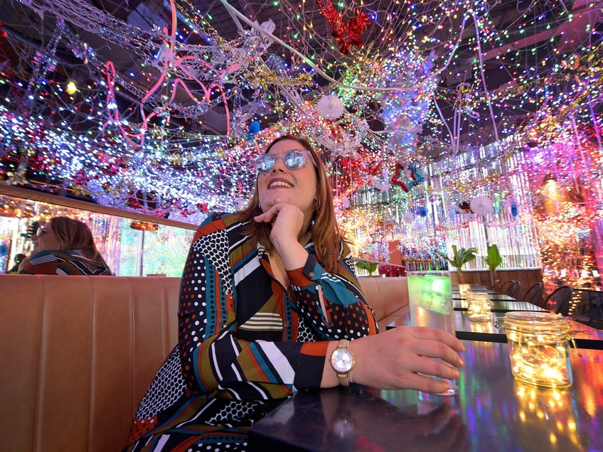GALLERY: Christmas pop-up brightens up Bullring with 88,000 fairy lights