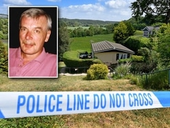Bridgnorth caravan park victim was 'stabbed in chest'