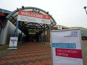 Tipton Sports Academy has become a Covid vaccination centre