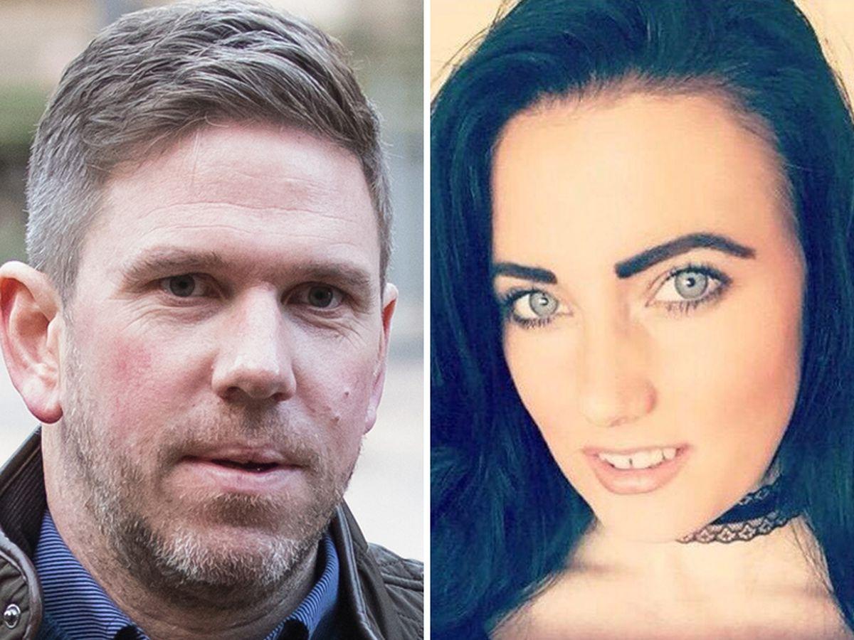 John Broadhurst, left, admitted the gross negligence manslaughter of Natalie Connolly, right