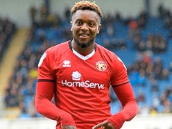 Morgan Ferrier improving on and off the pitch at Walsall