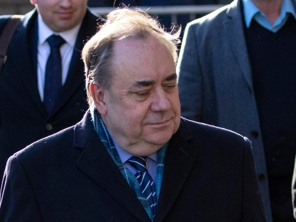 Ex-Scottish leader acquitted on all sex crimes charges