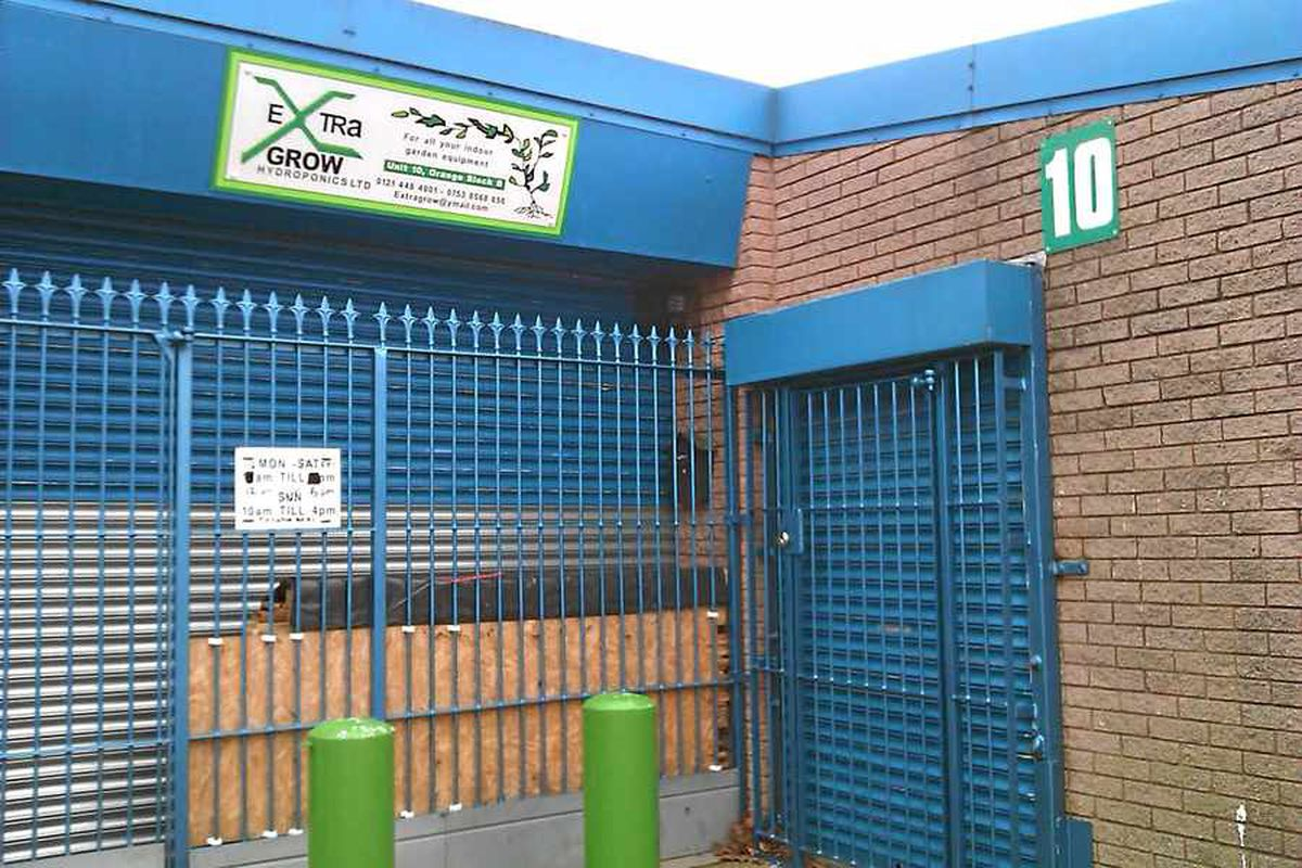 Extra Grow, Wednesbury Trading Estate – investigations
