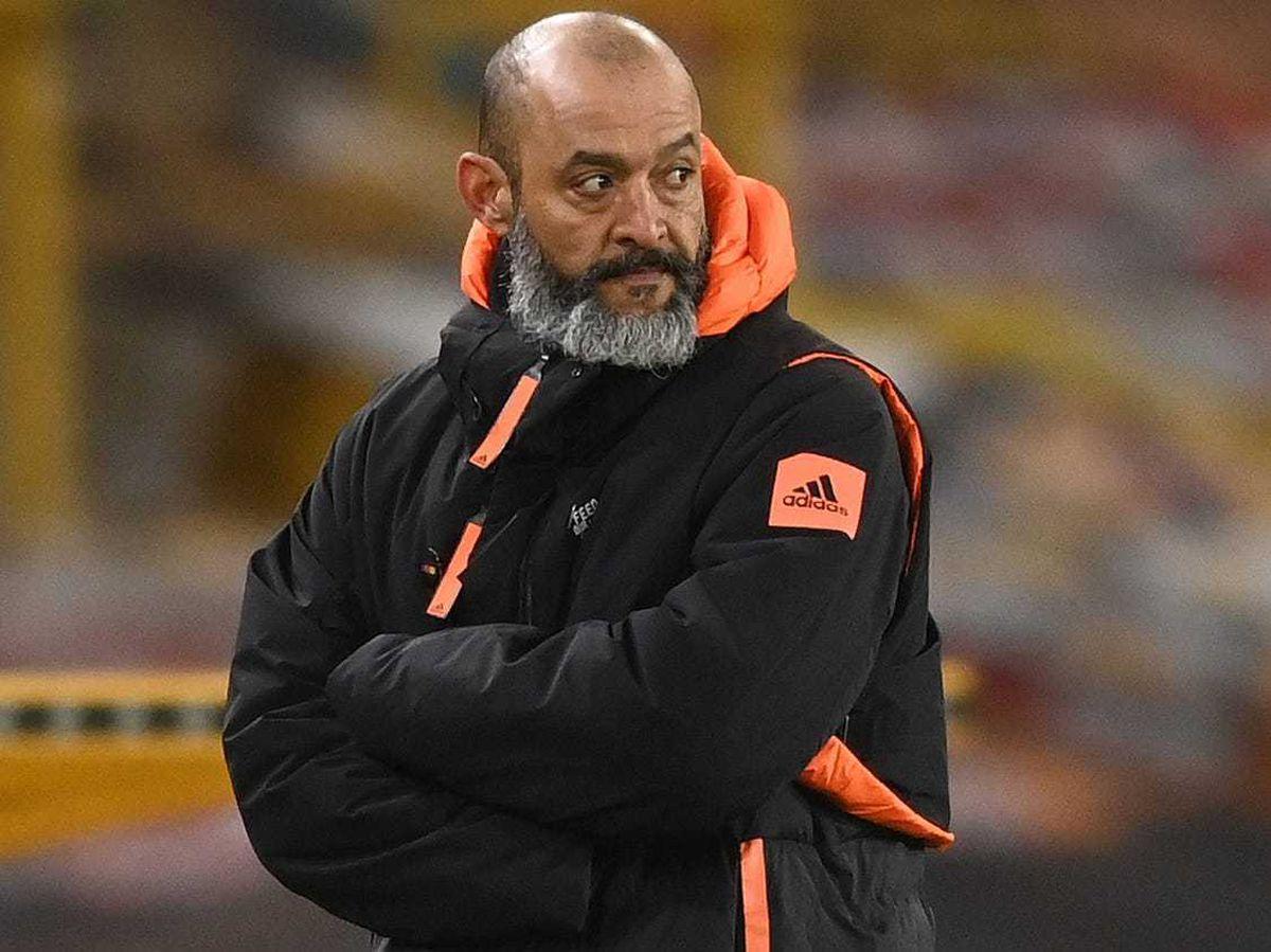 Nuno Espirito Santo has watched Wolves struggle this season