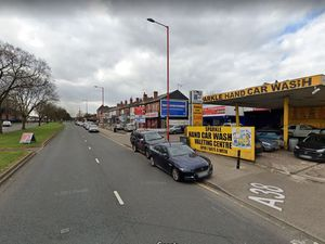 The man was found on Bristol Road South, Northfield. Photo: Google
