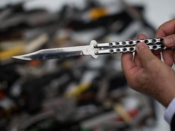 West Midlands knife offences rise 17 per cent as crime shoots up again