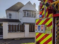 People flee after severe bedroom fire in Wolverhampton home