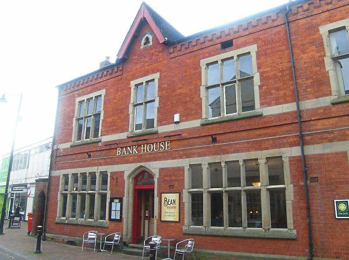 Bank House on Salter Street, Stafford, has a guide price of £275,000