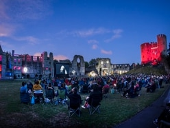 Flatpack Cinema presents Night of the Living Dead, Dudley Castle - review with pictures