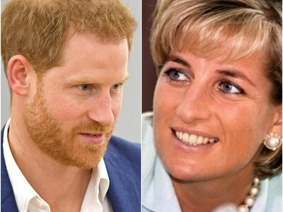Harry says stress of memories around Diana's death is 'wound that festers'