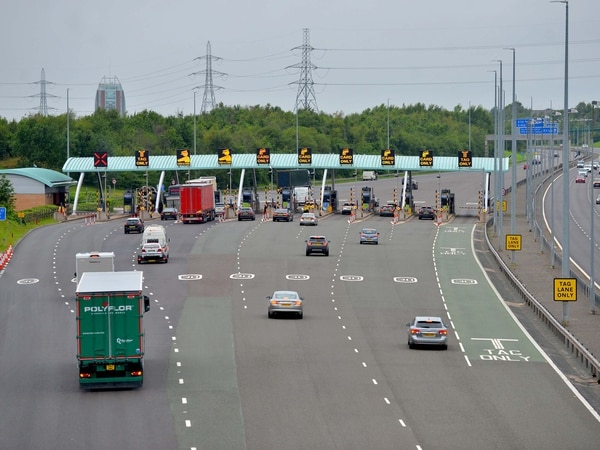 M6 Toll a 'driving force' for the economy, say bosses