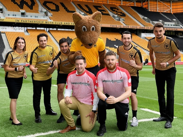 Wolves and Express & Star to team up for Simplyhealth Great Birmingham Run 'Wolf Pack' in support of Carl Ikeme