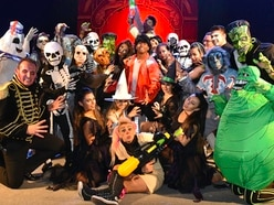 Gandeys Circus set to shock audiences in Dudley this Halloween