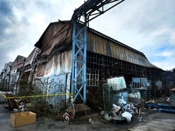 Jobs boost with plans for transformation of arson-hit paper factory