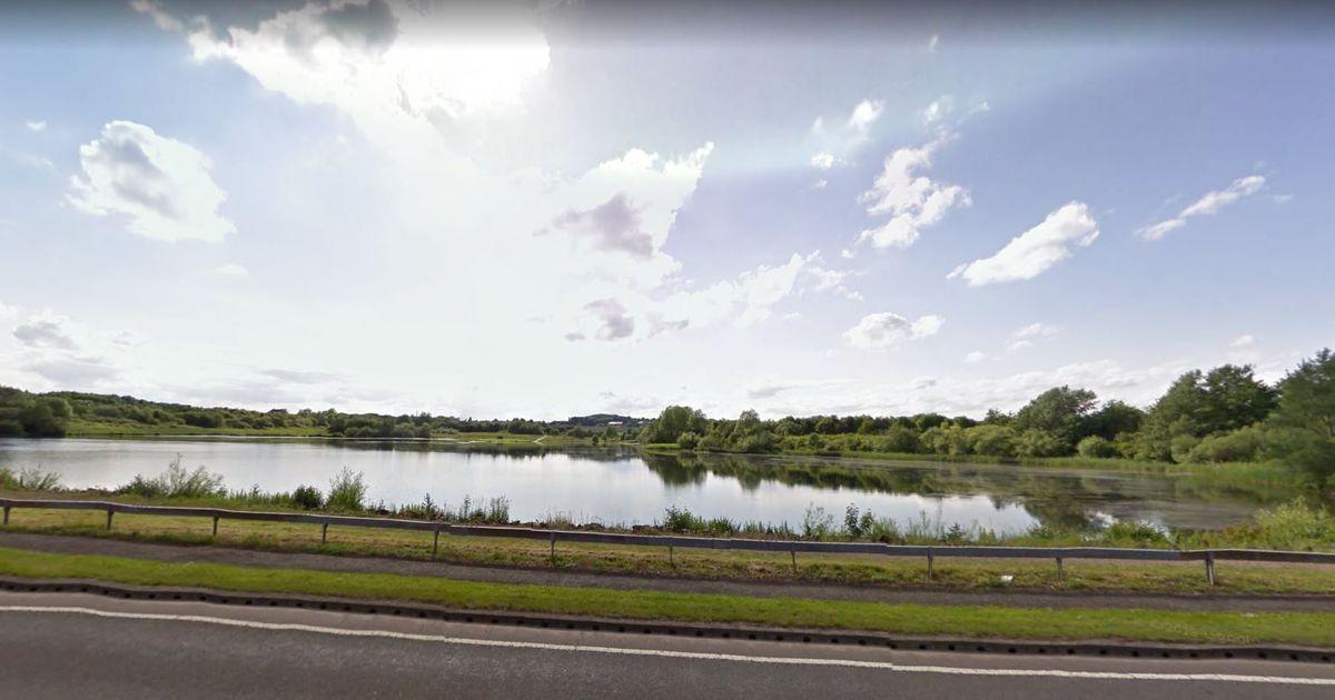 Priorslee Reservoir in Telford. Picture: Google StreetView