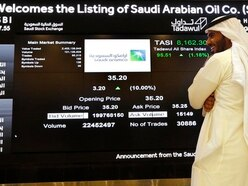 Saudi Aramco reaches landmark 2 trillion US dollars in second day of trading