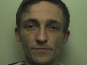Graham Gelder. Pic: Staffordshire Police