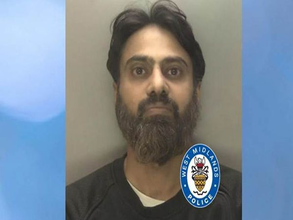 Iftikhar Sarmad has been jailed (Image by West Midlands Police)