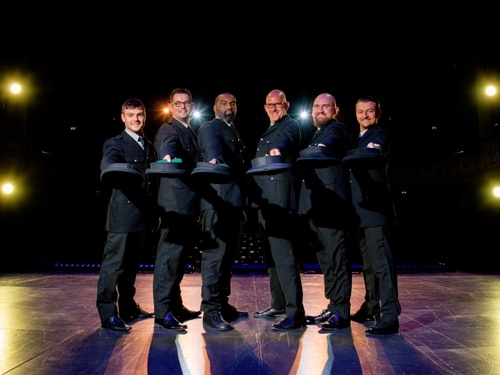 The Full Monty, Wolverhampton Grand Theatre - review with pictures