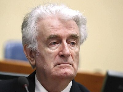UN prosecutor seeks life term for Karadzic at appeal hearing