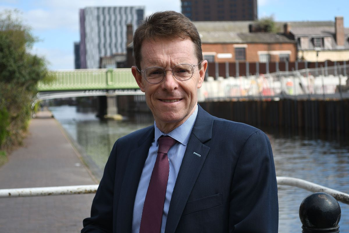 West Midlands Mayor Andy Street has welcomed the news from Britishvolt