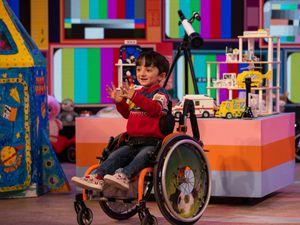 Six-year-old Adam King