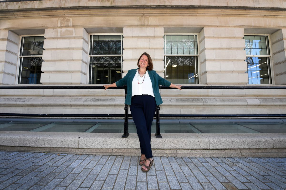 Green Party MEP Ellie Chowns is donating half of her salary to good causes