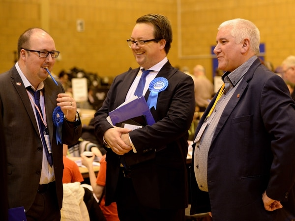 Dudley General Election 2019 results