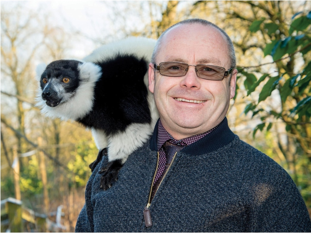 Dudley Zoo and Castle celebrates best visitor numbers in three decades