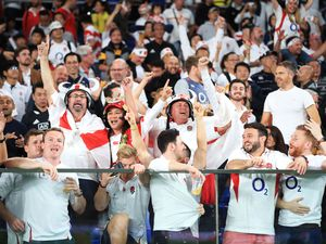 England take on South Africa in the Rugby World Cup final on Saturday