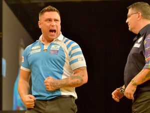 Iceman Gerwyn Price is red hot to beat angry Gary Anderson.